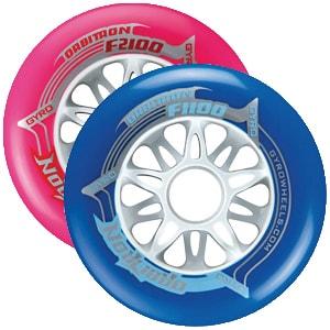 Колеса для роликовых коньков купить Gyro Orbitron 100 mm '10