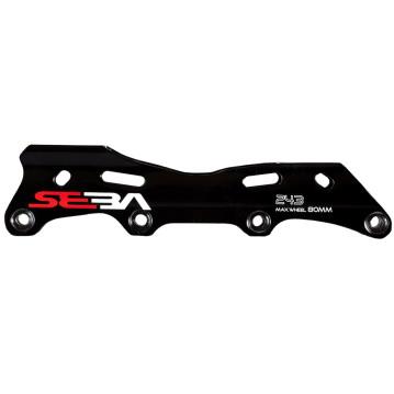 Рама для роликовых коньков купить Seba FRX Frame Black '11